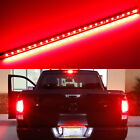 Universal Fit 17-Inch Red LED Tailgate Running and Brake Light Flexible Strip