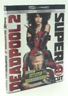Deadpool 2 (4K UHD+Blu-ray+Digital; Super Duper $@%!#& Cut) NEW w/ Slipcover