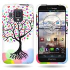Protective Colorful Design Snap On Phone Cover Case for Pantech Perception
