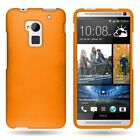 Slim Hard Rubberized Snap On Protective Shell Phone Cover Case for HTC One Max