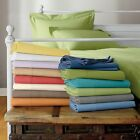 Best Bed Sheet Set All Solid Colors & Sizes 1000 TC 100 Percent Egyptian Cotton image