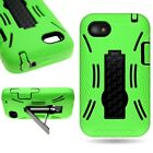 Hybrid Armor Stand Various Rugged Cover Case for Blackberry Q5