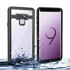 Waterproof Dustproof Shockproof Armor Case Full Cover For Samsung Galaxy Note 9