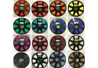 Jinos-USA multicolor 3D Printer Filaments, PLA/ABS/TPU,  1-2Kg
