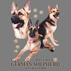 Not German Shepherd Just Dog Size Youth Small-6 X Large T Shirt Pick  Size image