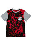 Star Wars Boys Darth Vader Empire Insignia Graphic T-Shirt $19.99 USD on eBay