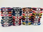 MLB Lanyard Colors baseball Paracord Bracelet Wrap Wristband on Ebay