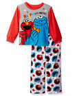 Sesame Street Elmo Cookie Monster Baby Boys 2-Piece Fleece Pajamas 21SS278YLL