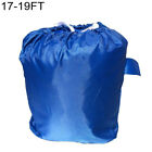 14-16ft 17-19ft Fishing V-Hull Speedboat Ski Bass Boat Cover Waterproof Fashion