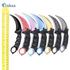 Survival Tactical Folding Knife Hunting Hiking Pocket Knives Blade Claw Camping