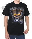 Harley-Davidson Mens Clown Around Jester Black Short Sleeve Biker T-Shirt $9.99 USD on eBay