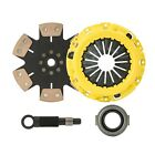 CLUTCHXPERTS STAGE 4 CLUTCH KIT Fits 85-5/87 STARION 2.6L TURBO NON-INTERCOOLED