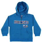 OuterStuff NBA Toddlers Charlotte Hornets Full Zip Fleece Hoodie, Blue on eBay