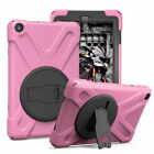 For Amazon Kindle Fire HD 8 2018 8th Gen EVA Kids Heavy Shockproof Case Cover