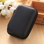 1PC Portable Mini Wallet Travel Cable Earphone Phone Charger Storage Case Pouch