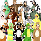 Animal Kid Fancy Dress Story Book Day Farm Creature Girls Boys Childrens Costume