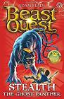 Stealth the Ghost Panther: Book 24 (Beast Quest), Blade, Adam, Used; Very Good B