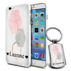 Personalised Strong Case Cover & Personalised Keyring For Mobiles - J02
