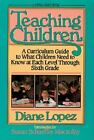 Teaching Children: A Curriculum Guide to What Children Need to Know at Each Leve