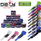 """DEFY™ Boxing Hand Wraps 180"""" Muay Thai MMA Elastic Bandages Protector New Pair"""