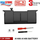 """New A1406 A1495 Battery for Apple MacBook Air 11"""" A1370 Mid 2011 A1465 2012~2014"""