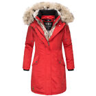 Navahoo Premium sehr warm Damen Winter jacke winter Parka Mantel Luxus daylight
