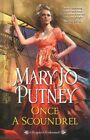 Once a Scoundrel, Hardcover by Putney, Mary Jo, ISBN 1432857703, ISBN-13 9781...