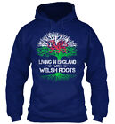 Comfy Living England | Welsh Roots - In With Standard Standard College Hoodie
