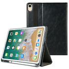 """PU Leather Wallet Holder Stand Strap Smart Case Cover For New iPad Pro 11"""" 12.9"""""""