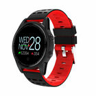 Waterproof Bluetooth Smart watch Wristwatch for Android iPhone Men Women Gift