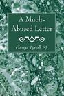 A Much-Abused Letter by George Sj Tyrrell (English) Paperback Book Free Shipping