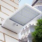 Solar Power 36LED Pir Motion Sensor Security Outdoor Flood light Waterproof Lamp