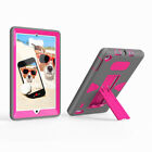 For Amazon Kindle Fire HD 8 2018 8th Gen Hybrid Rugged Shockproof Tablet Case