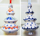 Boleslawiec Polish Pottery Christmas Holiday Ornament TREE assorted pattern New