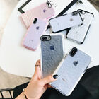 Luxury Shockproof Clear Diamond Soft Silicone Case Cover For i Phone XS MAX 7 8+