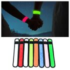 Внешний вид - Neon LED Light  Wrist Slap Armband Ankle Strap Night Running Riding Glow Safety