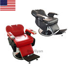 Professional Salon Hair Barber Chair Equipment Reclining Adjustable Height US