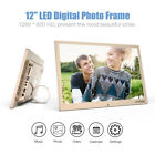 "10""/10.1""/12""/13"" LCD DIGITAL PHOTO FRAME ALBUM MP4/3 MOVIE PLAYER REMOTE I0I0"