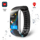 GPS Fitness Tracker Sports Watch Heart Rate Monitor Bluetooth Bracelet For Gift