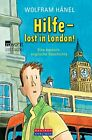 Hilfe - lost in London! by Hanel, Wolfram Book The Fast Free Shipping
