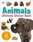 Animal Ultimate Sticker Book by Dk (English) Paperback Book Free Shipping!