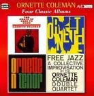 Shape of Jazz to Come/ornette/on Teno - Ornette Coleman Compact Disc Free Shippi