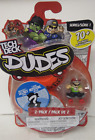 Tech Deck Dudes w/ 1 Mystery  Dude 2-Pack Figure Series New