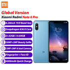 6.26'' Global Xiaomi Smartphone Redmi Note 6 Pro 3+32GB Octa Core 4000mAh I6P7