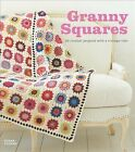 Granny Squares : 20 Crochet Projects With a Vintage Vibe, Paperback by Pinner...