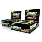 MusclePharm Combat Crunch Gluten-Free Baked Protein Bars (12 Bars) Best by 9/19 $14.87 USD on eBay