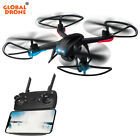 GLOBAL DRONE GW007-3 RC Drone 720P Wifi FPV Selfie Altitude Hold For Kids