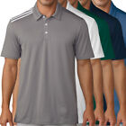 Adidas Golf Men's Essential 3 Stripe Polo Shirt, New