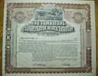 Early 1900s TOMBSTONE ARIZONA Mining Company Stock Certificate COCHISE COUNTY