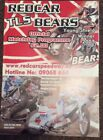 2008 REDCAR BEARS v NEWCASTLE DIAMONDS 14th AUGUST    ( EXCELLENT CONDITION )